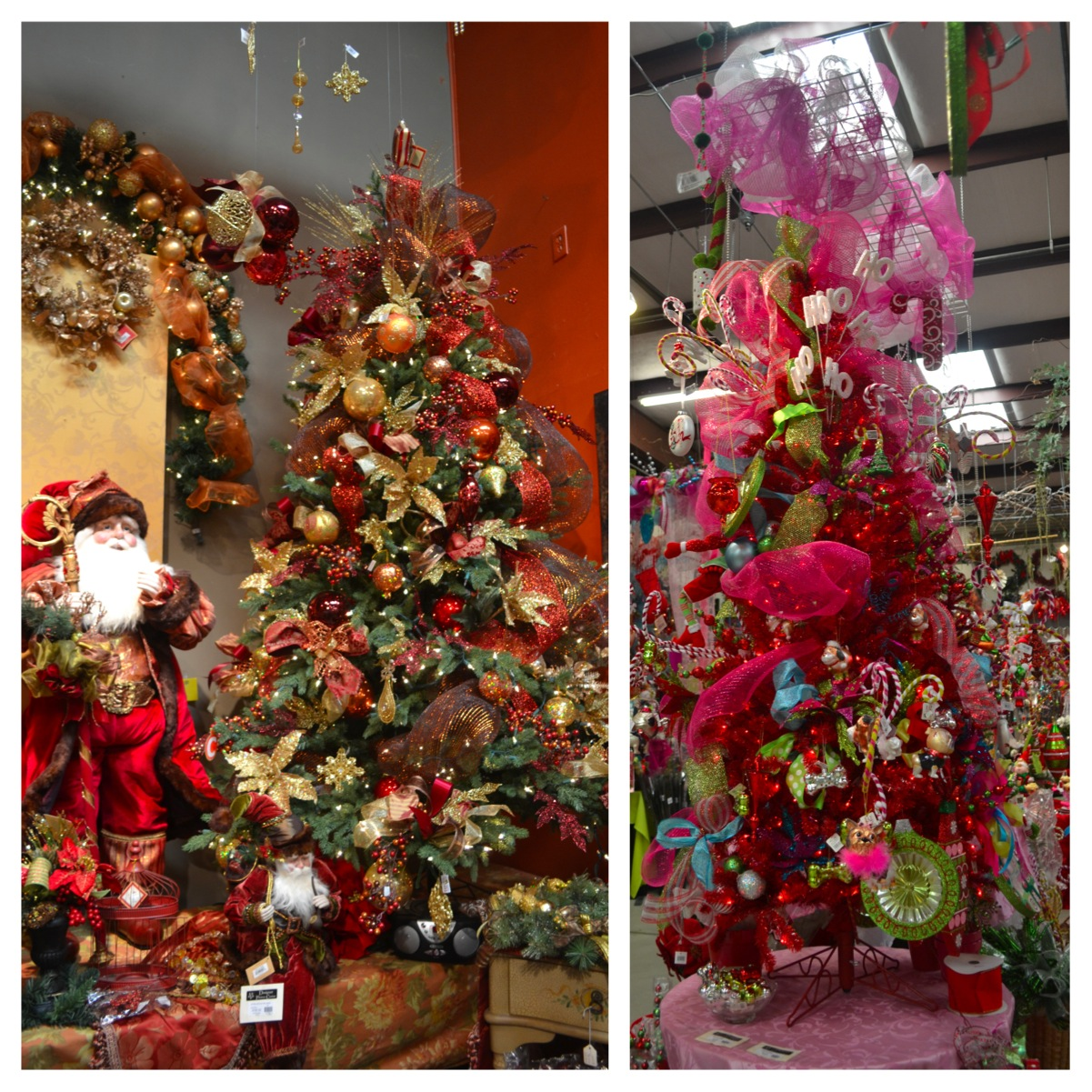 Christmas Decoration Ideas With Ribbon : Do s and don ts of christmas tree decorating designer