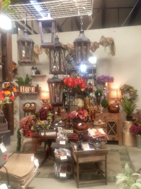 New Sales And Beautiful New Displays