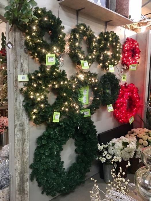Pine Wreaths